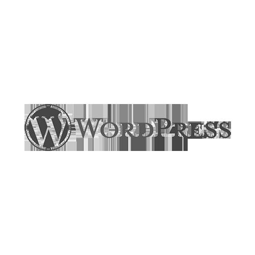 logo wordpress, realizzazione e gestione siti web Prato. Esperto wordpress Prato. Realizzazione siti wordpress. Campagne google Adwords. Posizionamento sui motori di ricerca.
