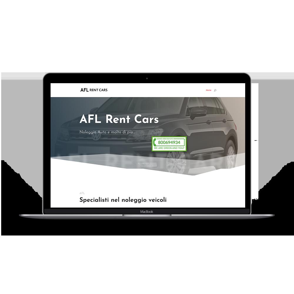 realizzazione siti web di presentazione aziendale one page a prezzi accessibili