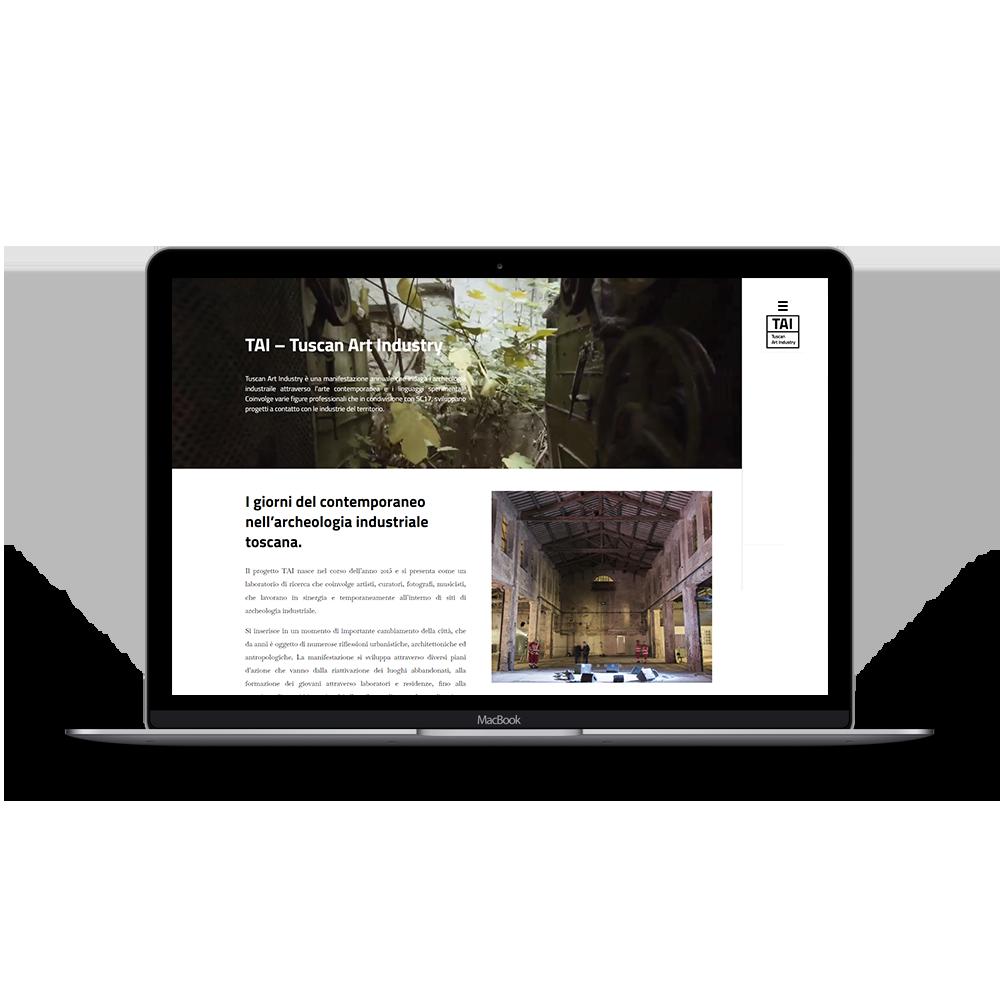 realizzazione siti web archivio - realizzazione sito web Tai tuscan Art Industry