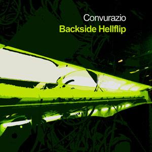 """album musicale realizzato """"backside hellflip"""", lavori audio. Musica elettronica per sonorizzazioni video, eventi e teatri. Realizzazione musica per video e spot pubblicitari."""