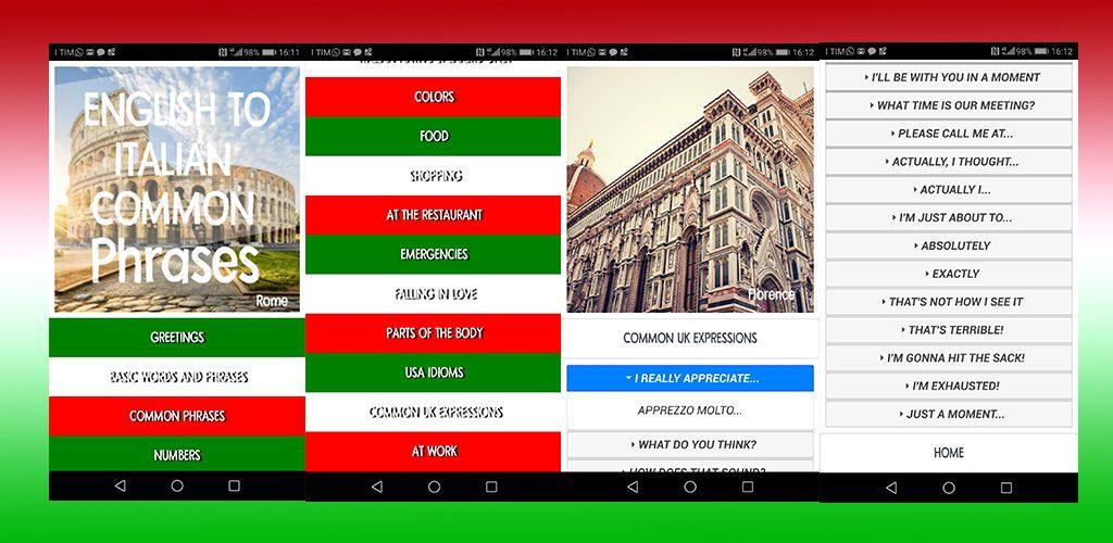 realizzazione app ibride Prato, app android, realizzazione app di consultazione